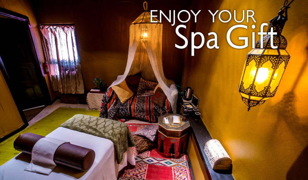 Moroccan Suite Gift Certificate Image